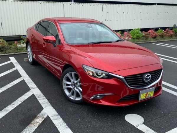 Mazda Atenza, 2016 год, 885 000 руб.