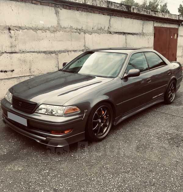 Toyota Mark II, 1997 год, 750 000 руб.