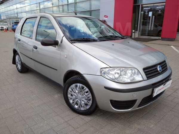 Fiat Punto, 2004 год, 125 000 руб.