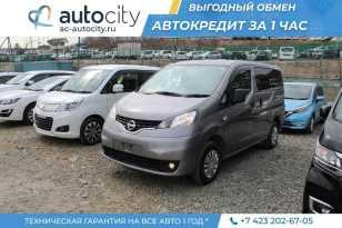Владивосток Nissan NV200 2015