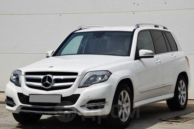 Mercedes-Benz GLK-Class, 2012 год, 1 080 000 руб.