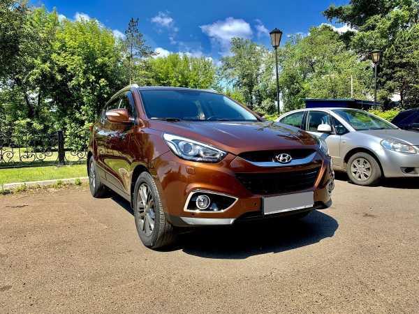 Hyundai ix35, 2014 год, 995 000 руб.