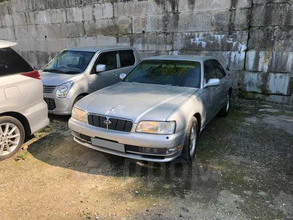 Nissan Leopard, 1996 год, 480 000 руб.