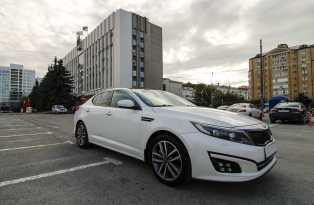 Тюмень Kia Optima 2015