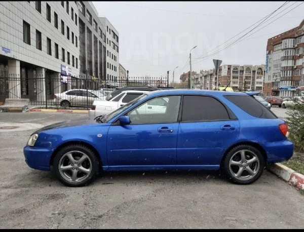 Subaru Impreza, 2003 год, 235 000 руб.