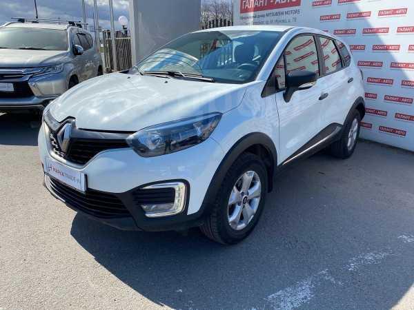 Renault Kaptur, 2018 год, 699 000 руб.