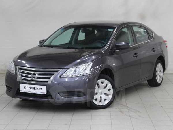 Nissan Sentra, 2015 год, 525 000 руб.