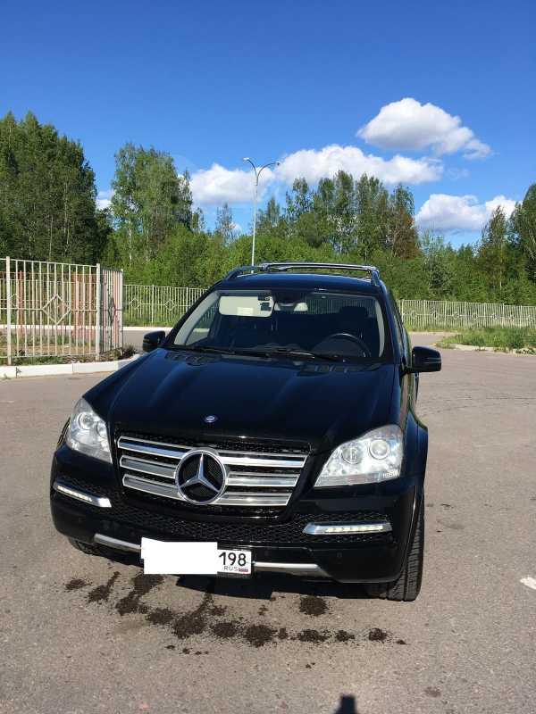 Mercedes-Benz GL-Class, 2012 год, 1 248 000 руб.