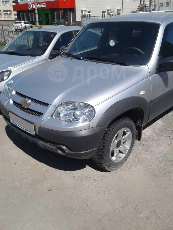 Chevrolet Niva, 2019 год, 560 000 руб.