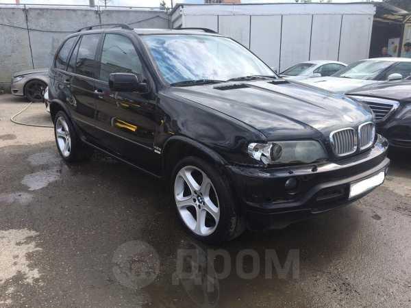 BMW X5, 2003 год, 299 000 руб.
