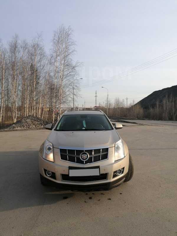 Cadillac SRX, 2012 год, 750 000 руб.