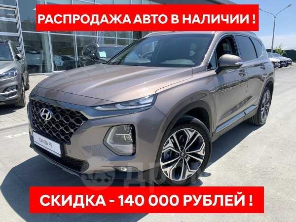 Hyundai Santa Fe, 2019 год, 2 824 000 руб.