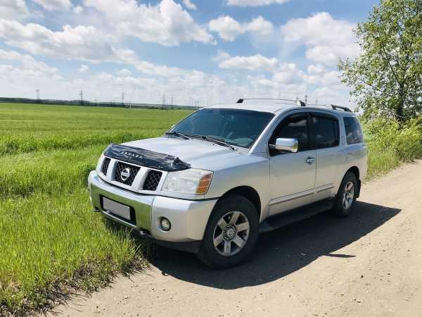 Nissan Armada, 2004 год, 700 000 руб.