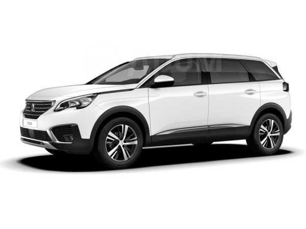 Peugeot 5008, 2020 год, 2 551 000 руб.