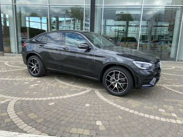 Mercedes-Benz GLC Coupe, 2020 год, 4 775 000 руб.