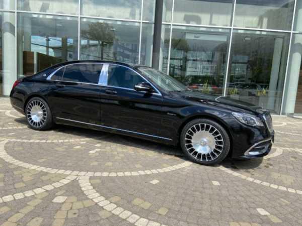 Mercedes-Benz S-Class, 2020 год, 12 400 000 руб.