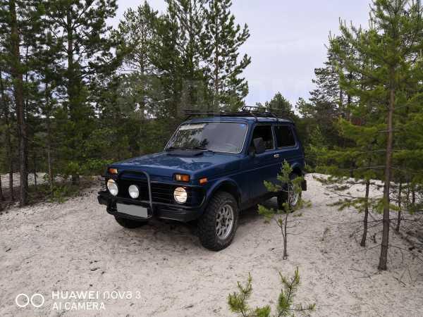 Лада 4x4 2121 Нива, 2005 год, 140 000 руб.
