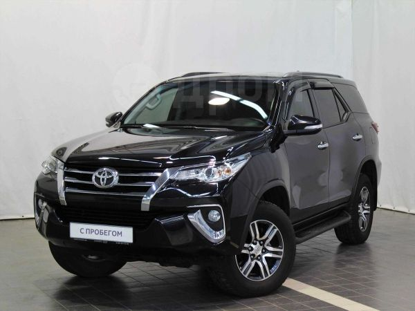 Toyota Fortuner, 2016 год, 2 170 000 руб.