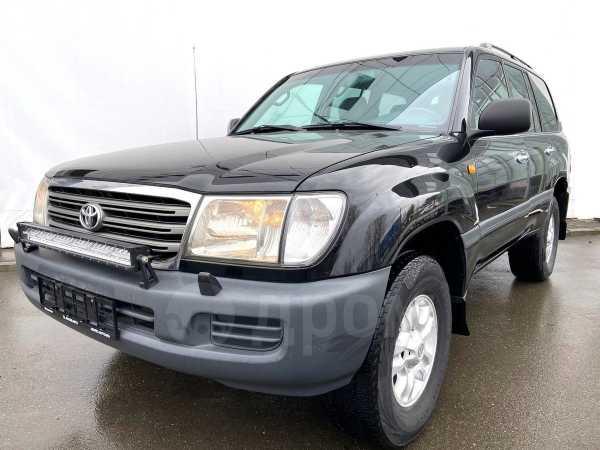 Toyota Land Cruiser, 2005 год, 1 390 000 руб.