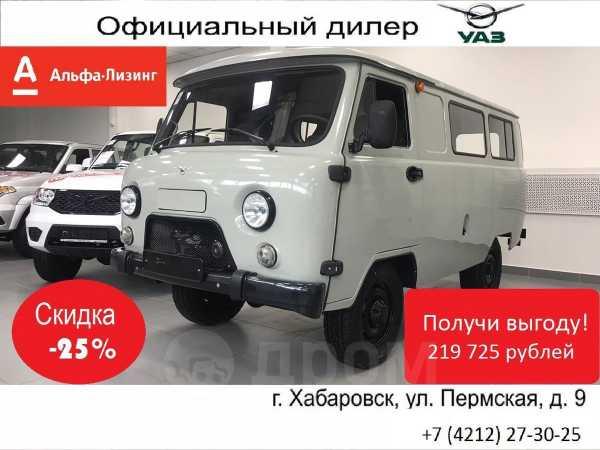 УАЗ Буханка, 2019 год, 878 900 руб.