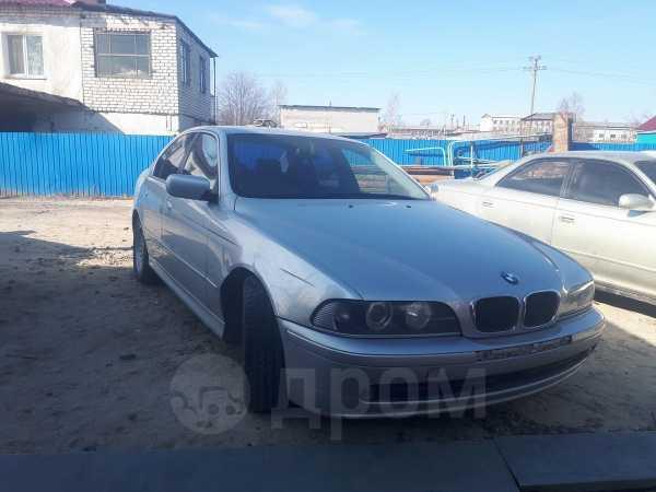 BMW 5-Series, 2001 год, 100 000 руб.