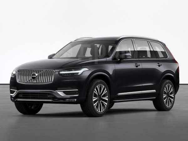 Volvo XC90, 2020 год, 4 923 000 руб.