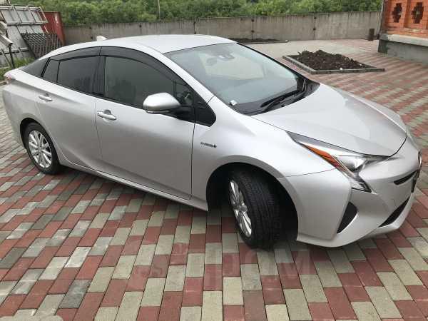 Toyota Prius, 2016 год, 1 050 000 руб.