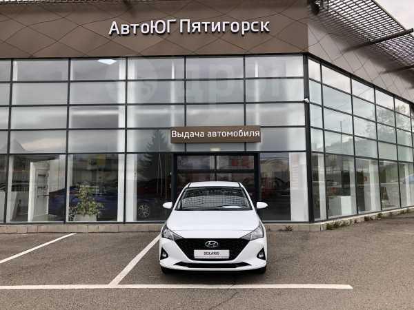 Hyundai Solaris, 2020 год, 990 000 руб.
