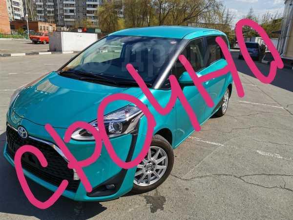 Toyota Sienta, 2019 год, 1 150 000 руб.