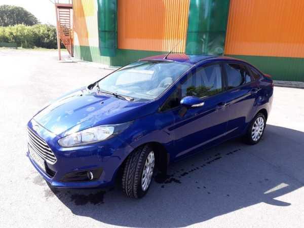 Ford Fiesta, 2016 год, 420 000 руб.