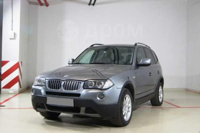 BMW X3, 2010 год, 670 000 руб.