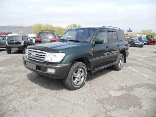 Toyota Land Cruiser, 2004 год, 1 590 000 руб.