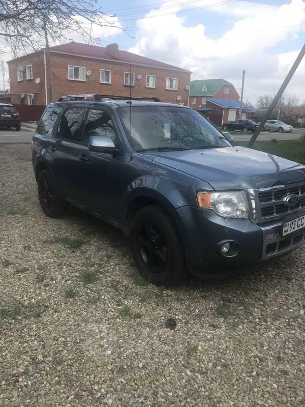 Ford Escape, 2011 год, 535 000 руб.