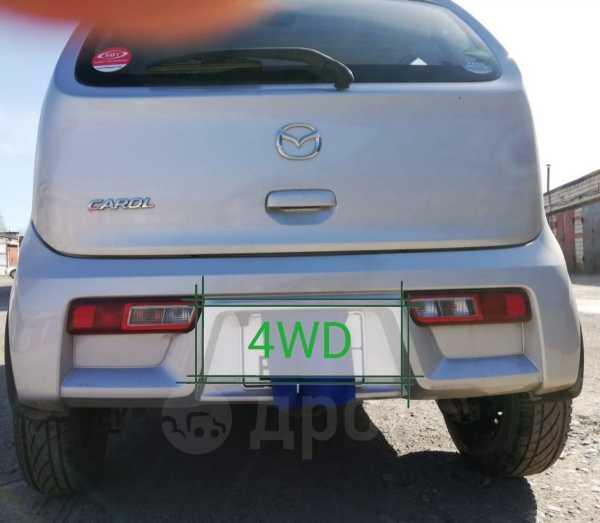 Mazda Carol, 2015 год, 315 000 руб.