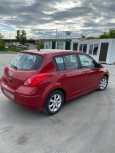 Nissan Tiida, 2012 год, 539 000 руб.