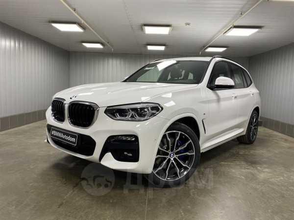 BMW X3, 2020 год, 4 700 000 руб.