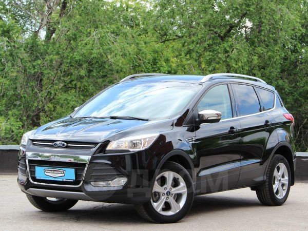 Ford Kuga, 2014 год, 978 000 руб.
