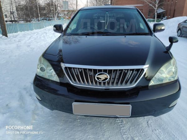 Toyota Harrier, 2009 год, 1 150 000 руб.