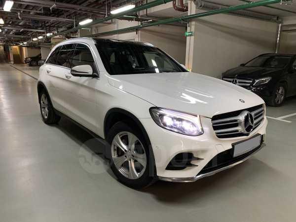 Mercedes-Benz GLC, 2015 год, 2 450 000 руб.