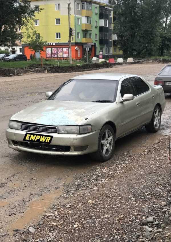 Toyota Chaser, 1990 год, 140 000 руб.