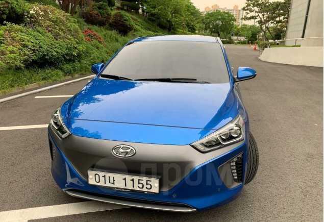 Hyundai Ioniq, 2017 год, 1 440 000 руб.