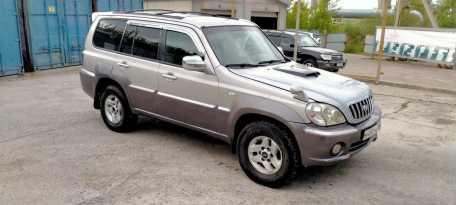 Иркутск Terracan 2001