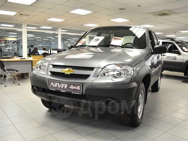 Chevrolet Niva, 2020 год, 739 100 руб.