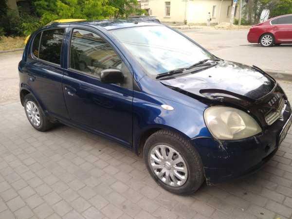 Toyota Yaris, 2002 год, 120 000 руб.
