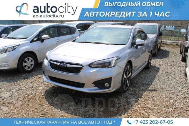 Subaru Impreza, 2017 год, 975 000 руб.