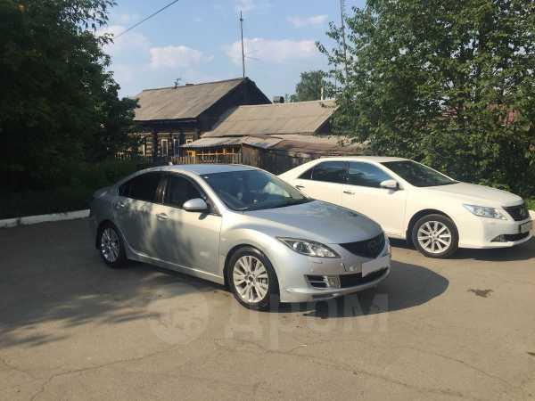 Mazda Mazda6, 2007 год, 400 000 руб.