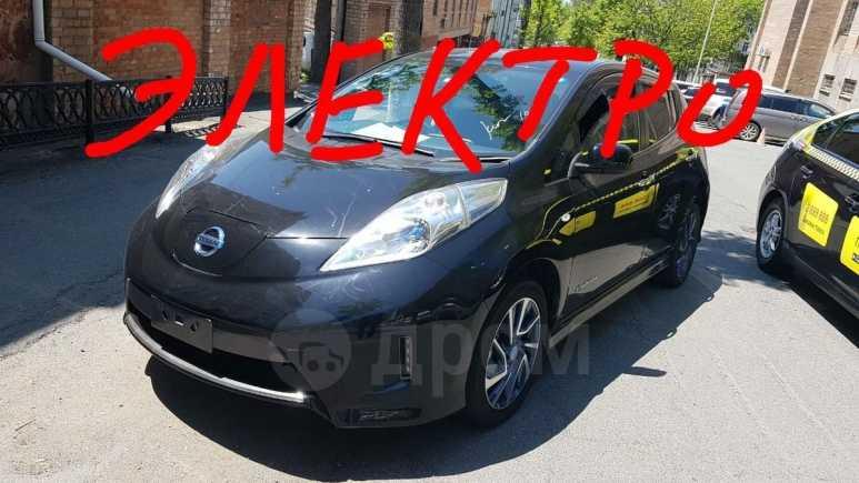 Nissan Leaf, 2014 год, 737 089 руб.