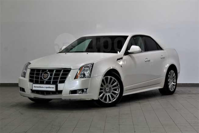 Cadillac CTS, 2013 год, 899 000 руб.