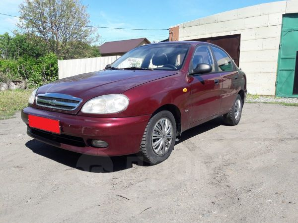 Chevrolet Lanos, 2008 год, 100 000 руб.