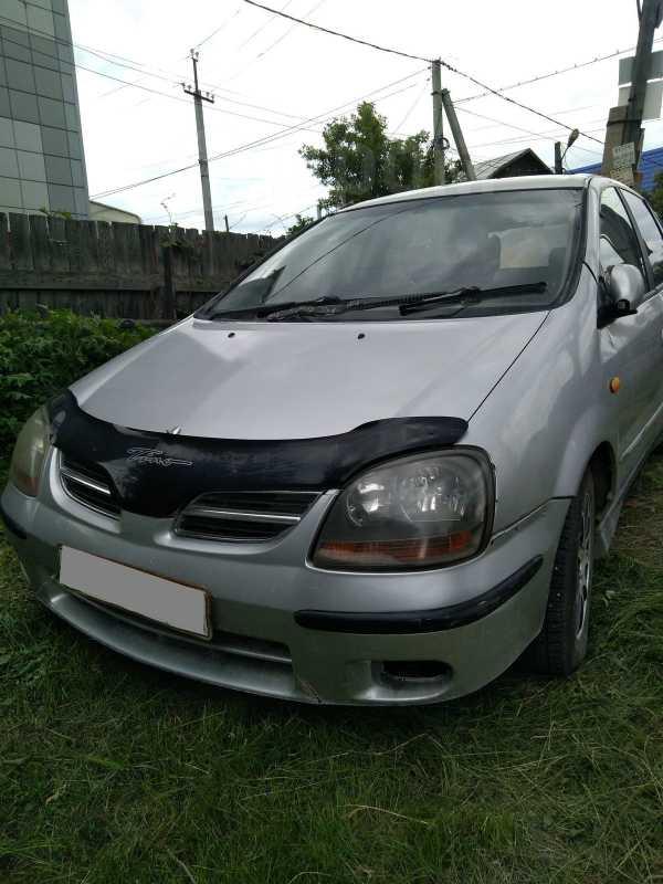Nissan Tino, 2000 год, 140 000 руб.